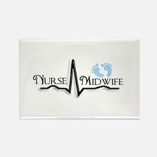 nurse midwife Magnets