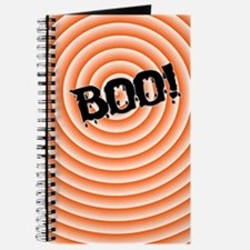 """SPOOKY """"BOO"""" JOURNAL OR DIARY"""