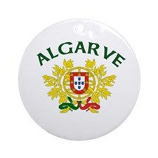 Algarve, Portugal Ornament (Round)