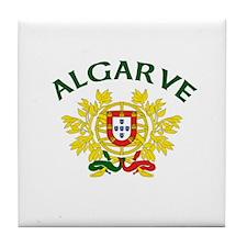 Algarve, Portugal Tile Coaster