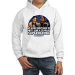 Troy and Abed Superheroes Hooded Sweatshirt