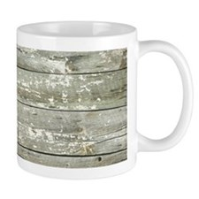 grey barn wood lace western country Mugs