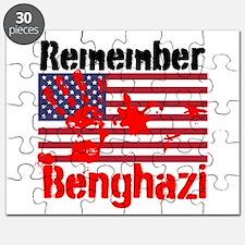 Remember Benghazi Puzzle