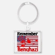 Remember Benghazi Keychains