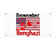 Remember Benghazi Banner