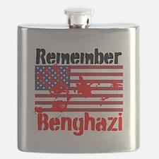 Remember Benghazi Flask