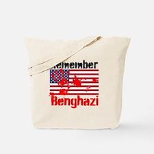 Remember Benghazi Tote Bag