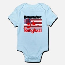 Remember Benghazi Body Suit