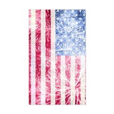 4th of July - American Firewor Decal