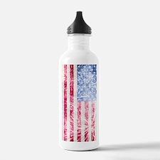 4th of July - American Water Bottle