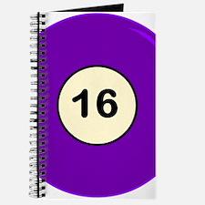 Sixteen Ball Journal