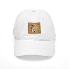 damask vintage cowboy boots floral Hat