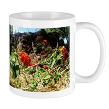 Colorful Lantana in the Desert Mugs