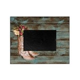 Cowgirl Picture Frames