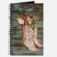 modern cowboy boots barn wood Journal