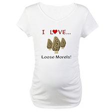 Love Loose Morels Shirt