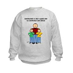 Single Dad Sweatshirt