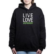 Spectroscopy Women's Hooded Sweatshirt