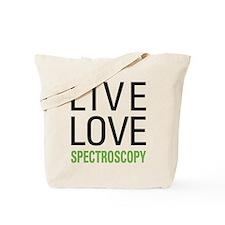 Spectroscopy Tote Bag
