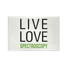 Spectroscopy Rectangle Magnet (10 pack)