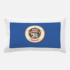 Flag of Minnesota Pillow Case