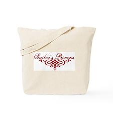 Sailor's Princess-tattoo Tote Bag