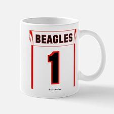 Beagle Jersey Mugs
