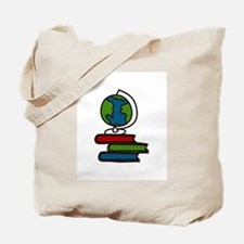 World Globe Tote Bag