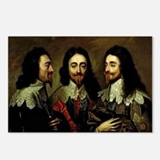 Charles I Postcards (Package of 8)