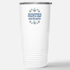 Aunties Sparkle Travel Mug