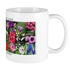 Too Many Flowers! Mugs