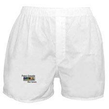 paint outside the lines Boxer Shorts