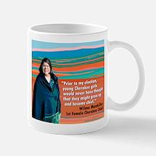 Wilma Mankiller Mug