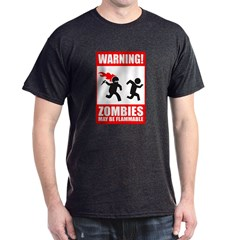 Zombies are Flammable T-Shirt