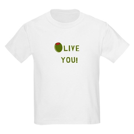 olive u T-Shirt