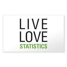 Statistics Decal
