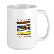 Art Supplies Mugs