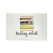 Budding Artist Magnets