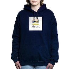 Artist Women's Hooded Sweatshirt