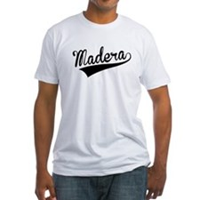 Madera, Retro, T-Shirt