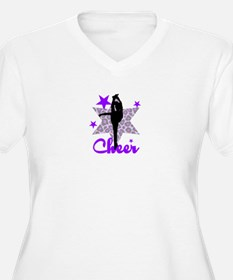 Purple Cheerleade T-Shirt