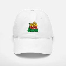 Reggae Peace Love Music Baseball Baseball Baseball Cap