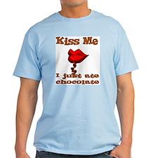 Chocolate Kiss T-Shirt