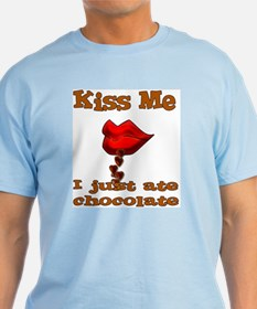 Chocolate Kiss T-Shirt