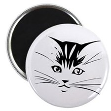Cat face Magnets