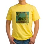 Shoot for the Sky Yellow T-Shirt