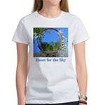 Shoot for the Sky Women's T-Shirt