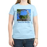 Shoot for the Sky Women's Light T-Shirt