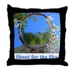 Shoot for the Sky Throw Pillow
