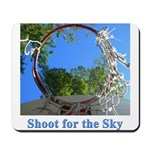 Shoot for the Sky Mousepad